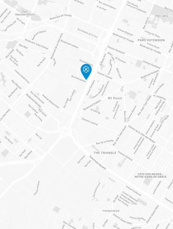 NanoXplore, Map, Contact Us