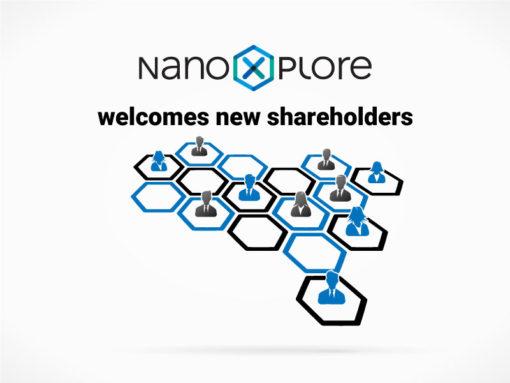 NanoXplore Welcomes New Shareholders